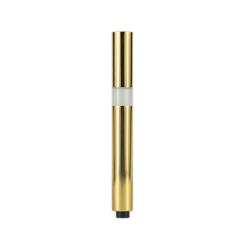 2.8ml Plastic Cosmetic Click Pen With Window