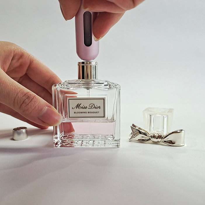 Advantages of refillable perfume bottle and how to save perfume